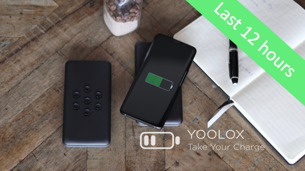 YOOLOX - The Next Generation of On-the-Go Charge project video thumbnail