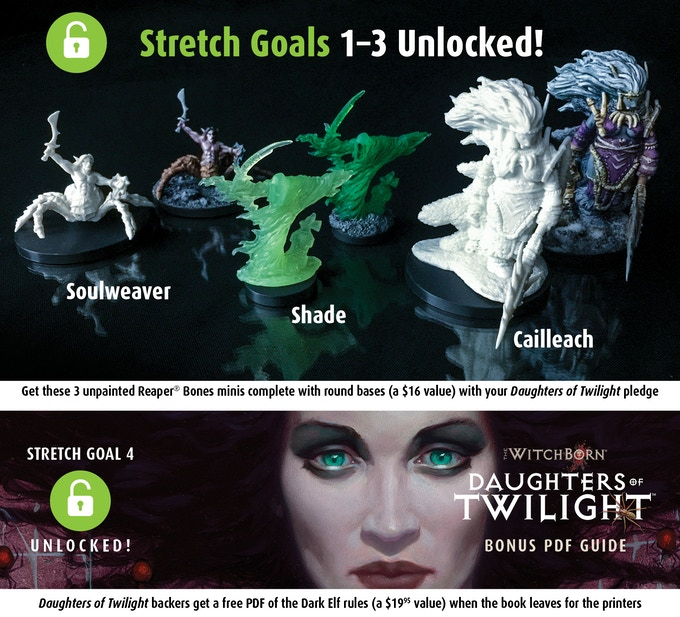 Daughters of Twilight by The WitchBorn Corporation — Kickstarter