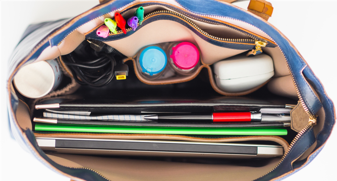 Smart Interiors — Thoughtfully Designed Pockets for Everything You Need to Carry