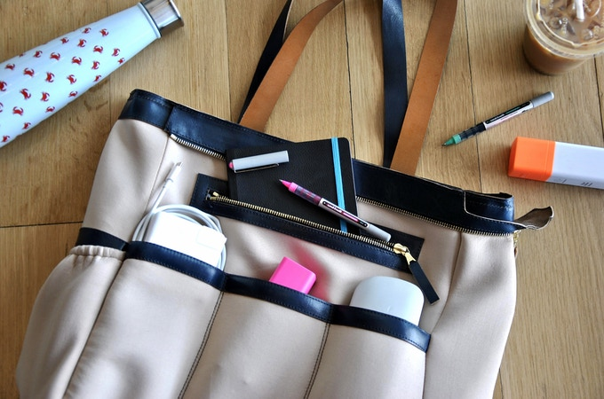Smart Interiors - Carry It All AND Stay Organized