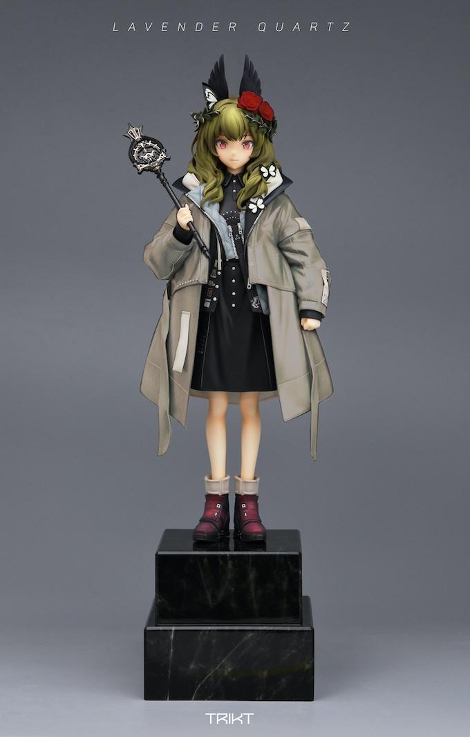 Limited Edition Lana Torabishi: White Version Figure