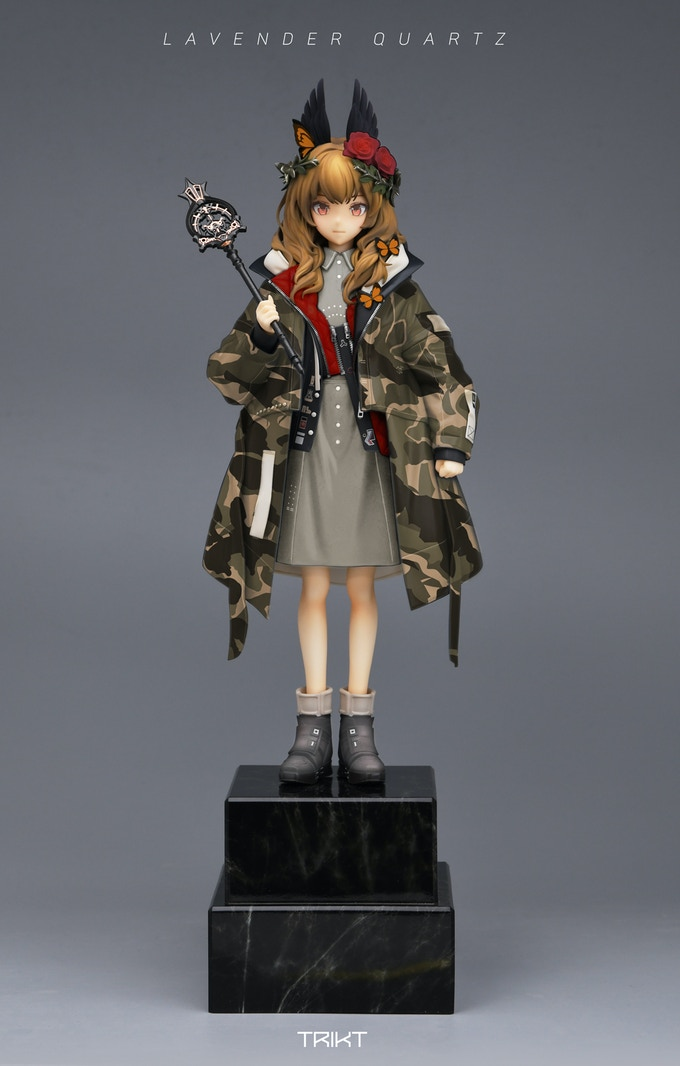 Limited Edition Lana Torabishi: Camouflage Version Figure