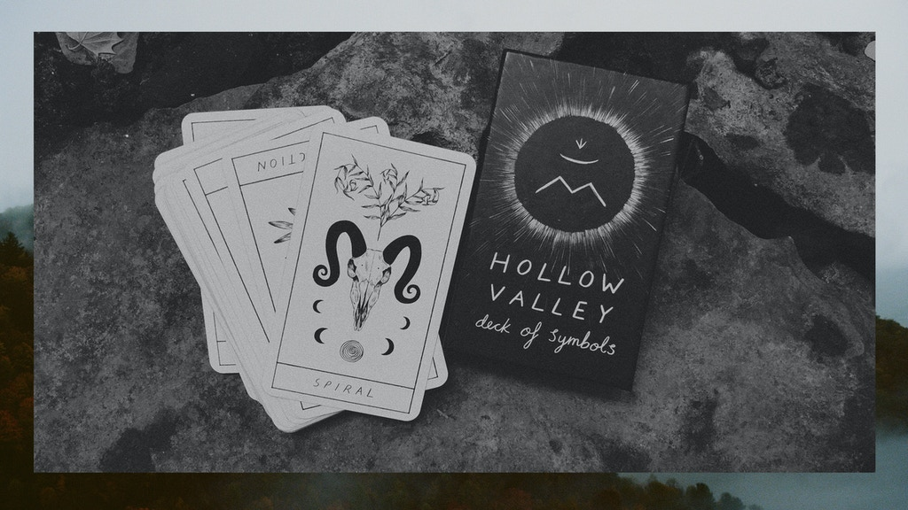 Hollow Valley Deck of Symbols project video thumbnail