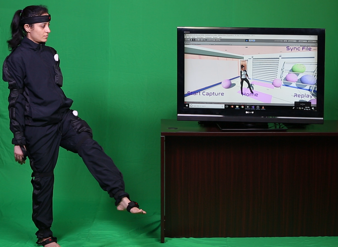 HoloSuit: XR Full Body Motion Tracker with Haptic Feedback