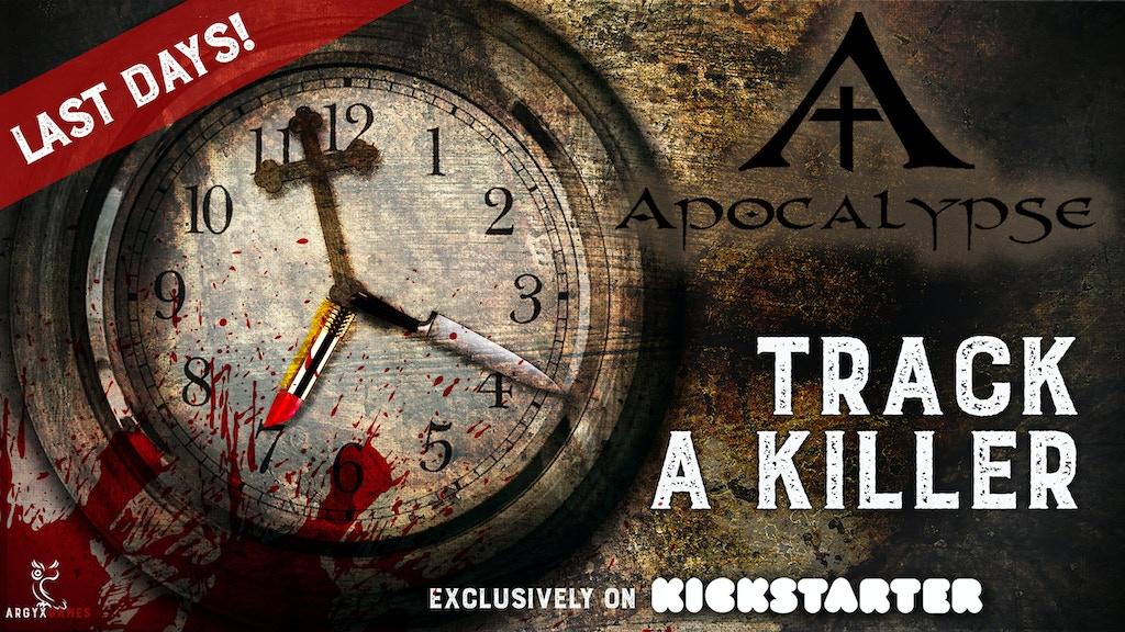"""Apocalypse"": escape box project video thumbnail"