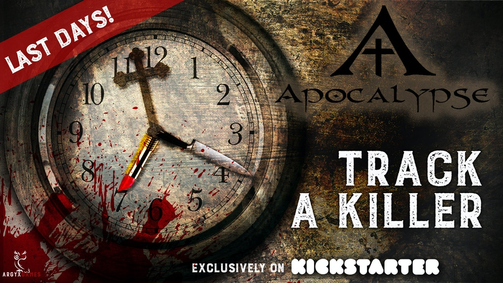 Apocalypse Escape Box By Argyx Games Kickstarter