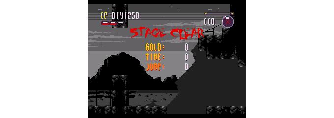 Tänzer: A new SEGA Mega Drive / Genesis Exclusive game by