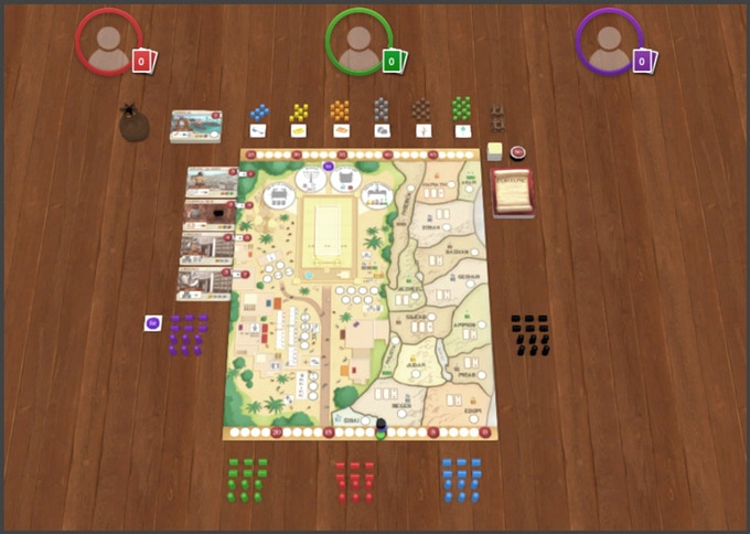 Tabletopia Screen Shot