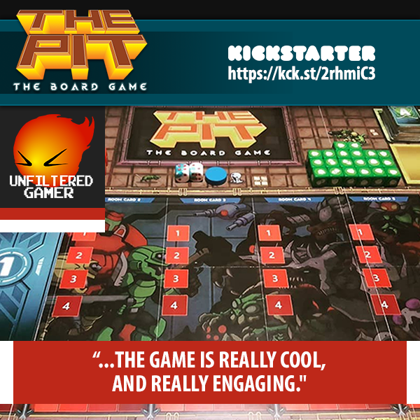 The Pit The Board Game By Kerberos Productions MEET THE TEAM - Board game design software