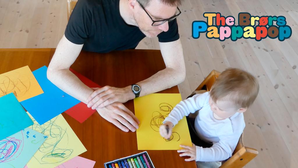 Pappapop – eit konseptalbum som feirar farskap