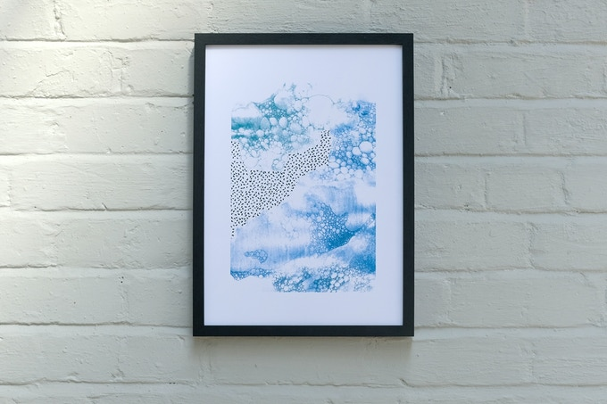 A3 print, original illustration by Liverpool Artist Ria Fell