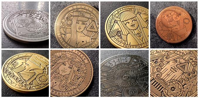 My previous coins