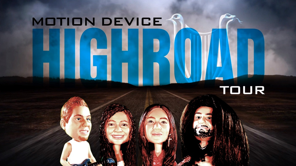Motion Device 'High Road' Tour project video thumbnail