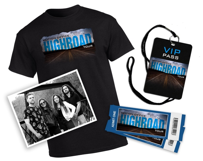 Tickets and V.I.P. Meet & Greet Packages