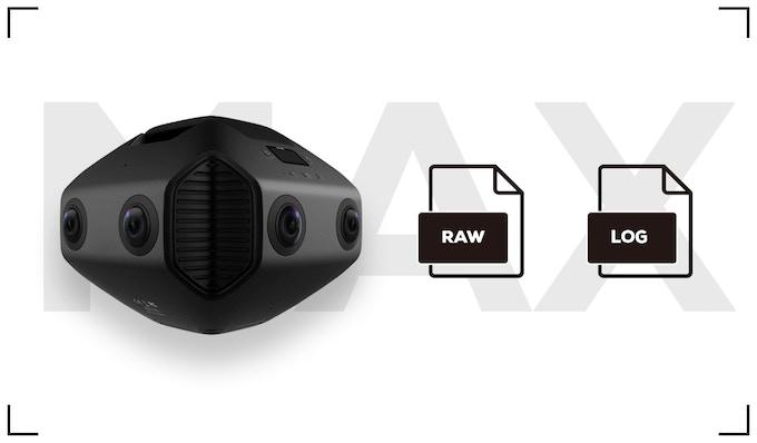 Detu MAX: 3D 8K 360° VR Camera with AI Chip by Team Detu