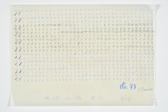 Programmblatt Kombinatorische Fotografie