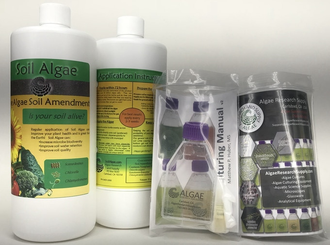 Soil Algae Products