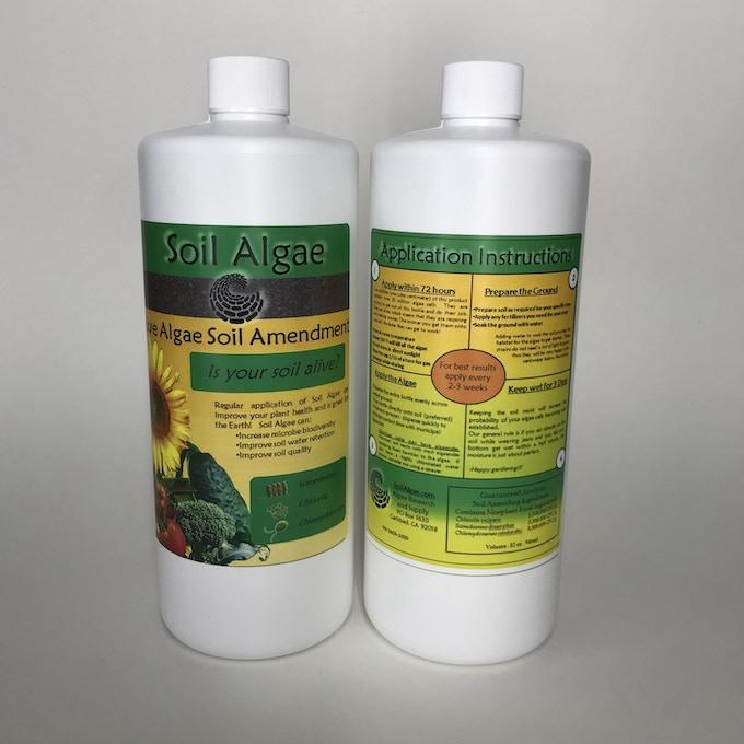 Soil Algae Culture