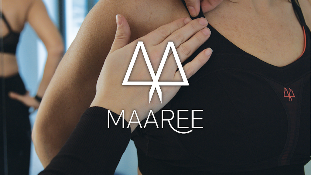 MAAREE's Revolutionary Sports Bras (FREE Worldwide Shipping)