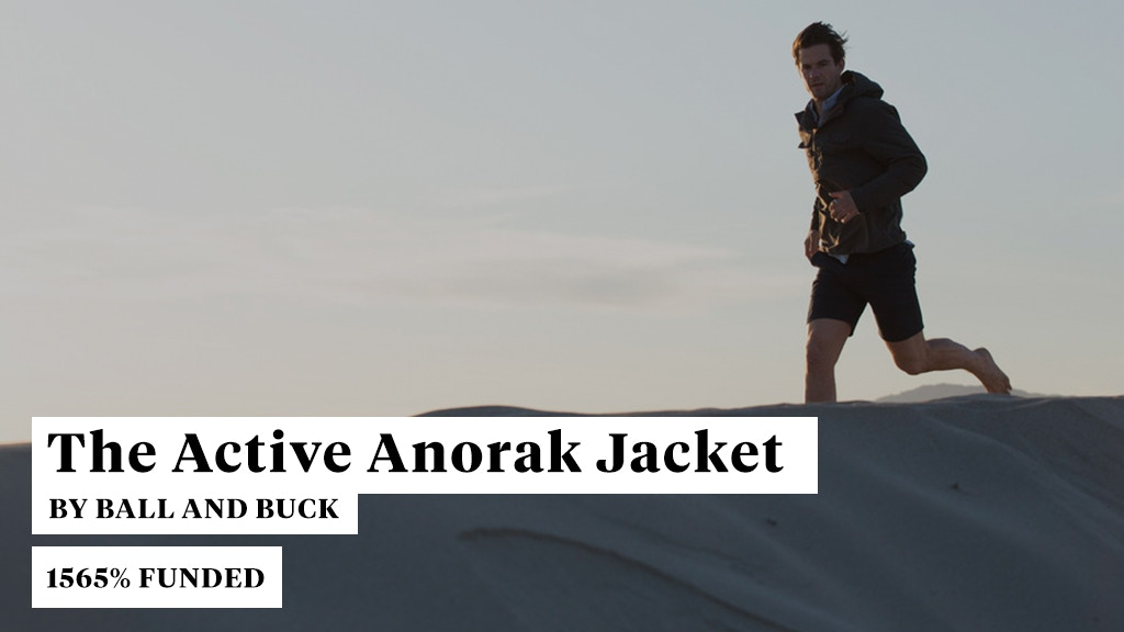 The Perfect Active Jacket with Vapor Dry Technology USA Made project video thumbnail