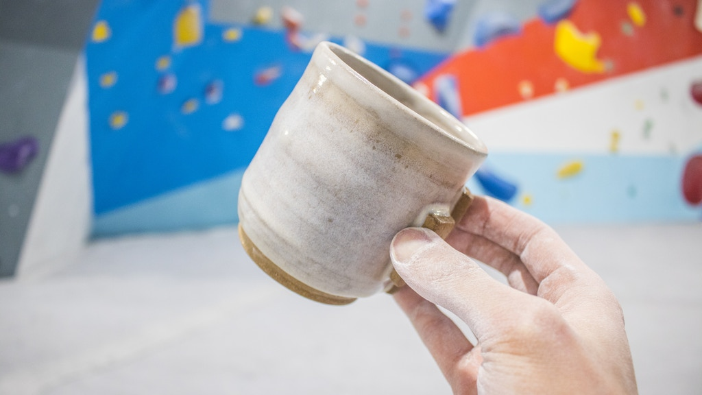 Climbers' Pinch Mug! Climbing and Coffee for Everyone project video thumbnail