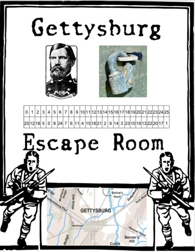 Escape from Gettysburg