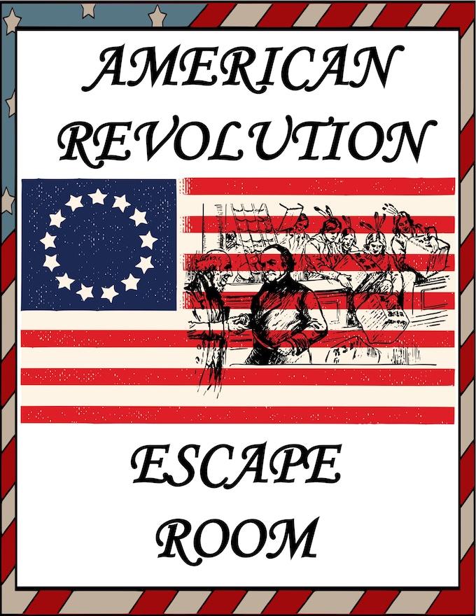 American Revolution Escape Room