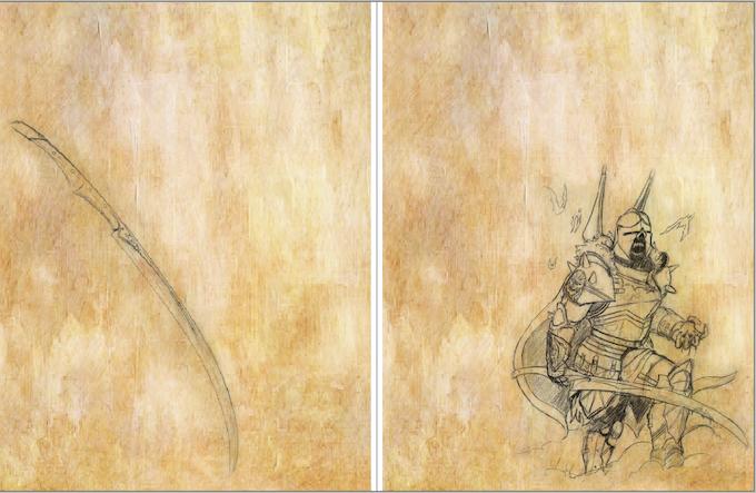 Art Layer: The Dacian Falx