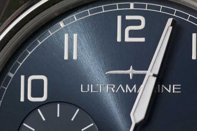 Ultramarine Morse UTC