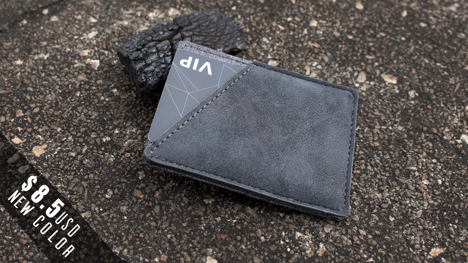 Minix is back with more color options. Still the best canvas slim wallet :)