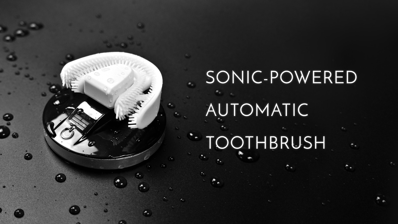 CHIIZ is a sonic-powered automatic toothbrush that helps you brush your teeth in a simple, efficient and correct way.
