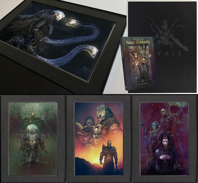 Choice of Large Metal print in a Deluxe box