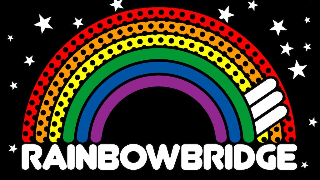 Rainbow Bridge Burning Man 2018 By Josh Zubkoff Kickstarter