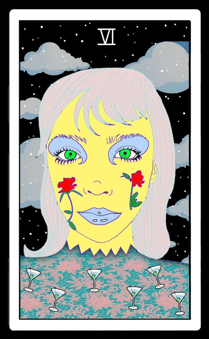 Moon Power Tarot by Charlie Quintero — Kickstarter