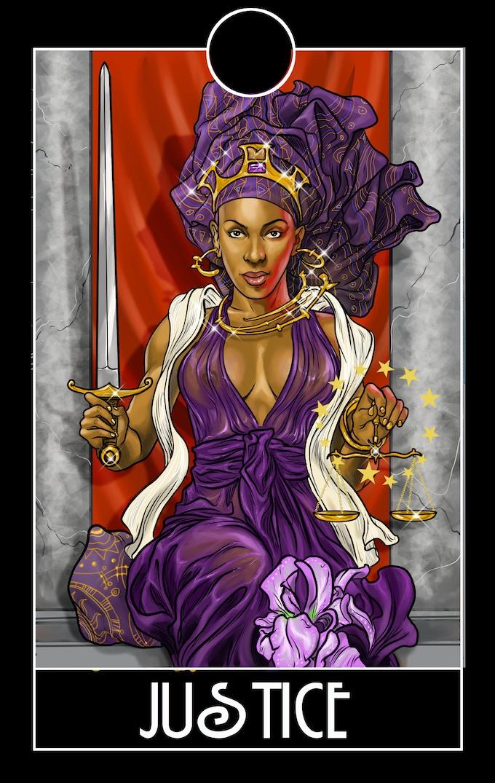 Tarot Cards By Comic Artist Joe Phillips. By Joe Phillips