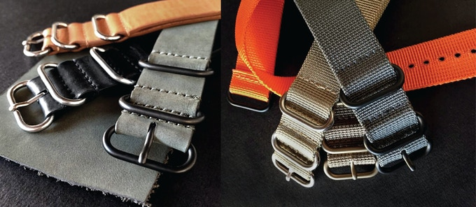 Crazy resistant Nato straps.. Tested for months!