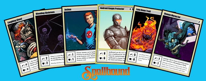 Art for the Metal Trading Cards