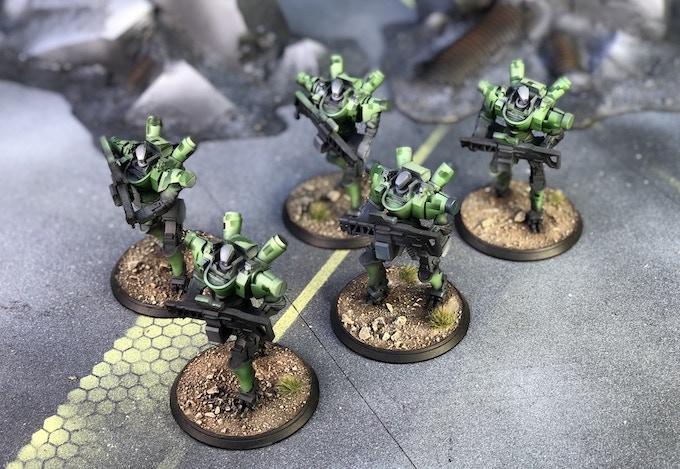Tactical Drone Unit Boxed Set