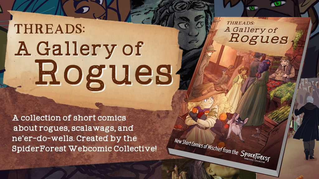 Threads: A Gallery of Rogues project video thumbnail