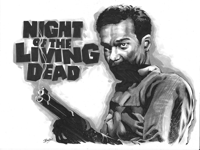 NIGHT OF THE LIVING DEAD™ Graphic Novel - 50th Anniversary