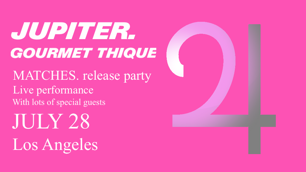 LGBTQ+ Tinder-based Rap/Bubblegum Bass Album Release Party