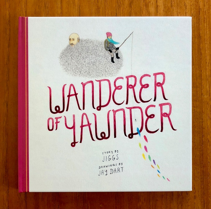 Wanderer of Yawnder – first edition