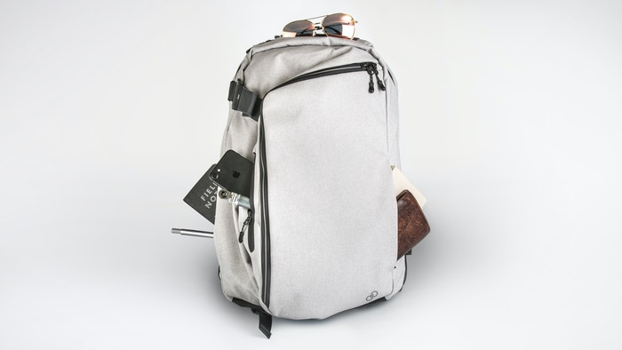 c8be4da8df9 World's Best Everyday Backpack. Rummage Less, Pack More & Easily Access  Daily Essentials.