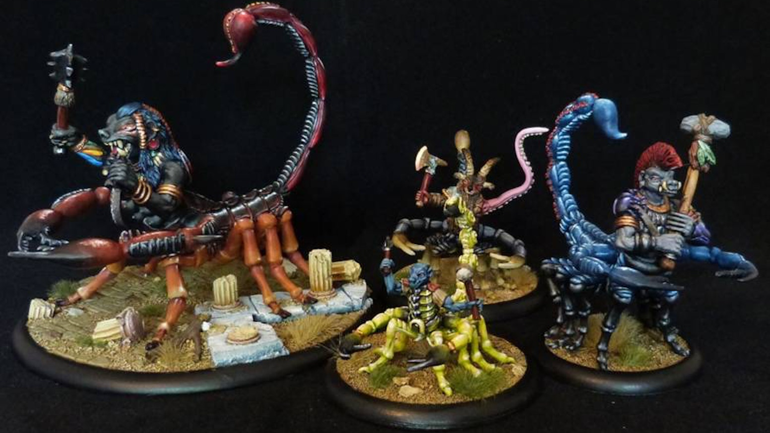 Glorantha 28mm Miniatures  Enemies of Sartar Part 1 by