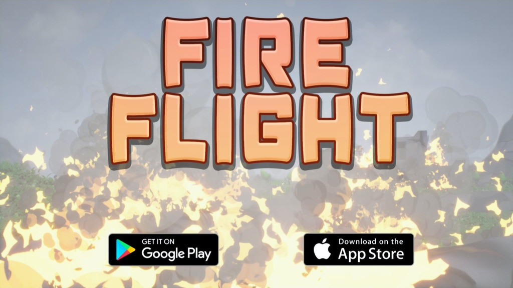 FireFlight - A simulation based puzzle game