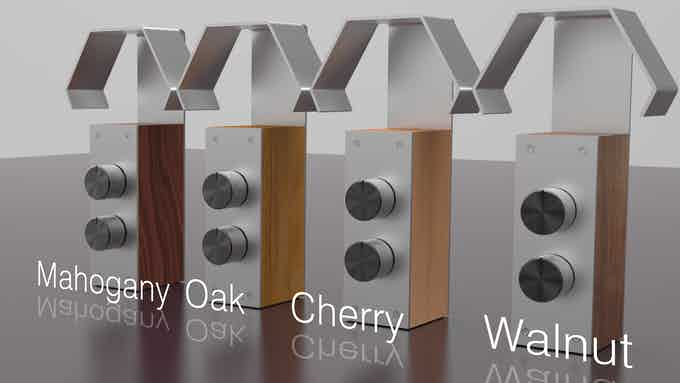 choose from different materials