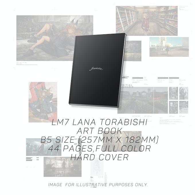 LANA TORABISHI ART BOOK