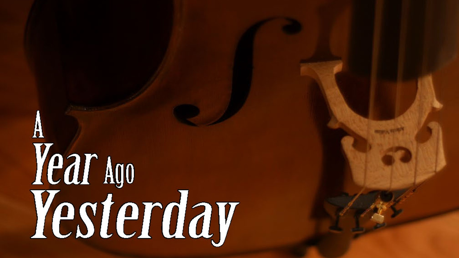A year ago, he was left alone. A young German musician reunites with his estranged uncle on foreign soil to face his fear.