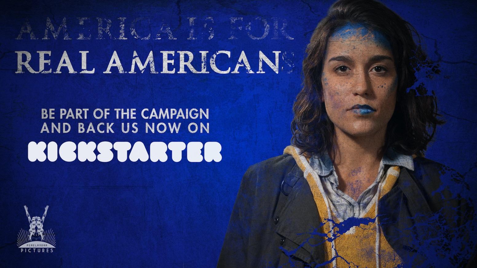 Real American by Jacob de la Rosa » Community — Kickstarter