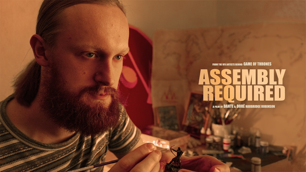 Assembly Required - The Gaming Movie project video thumbnail